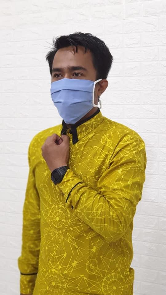 Produsen Masker Kain Berkualitas dengan Badan Hukum yang Sah