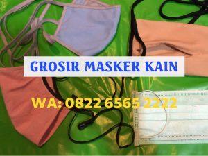 GROSIR Masker Kain Murah