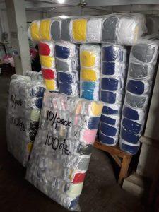 Grosir Masker Kain Scuba Murah Terlengkap di Jakarta