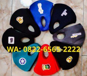 Masker Scuba Original dengan Custom Printing/Cetak Logo