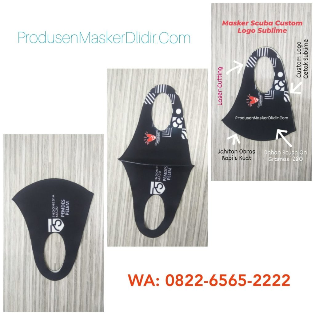 Grosir Masker Scuba Bogor Harga Murah Mulai Rp1.900/pcs WA: 082265652222
