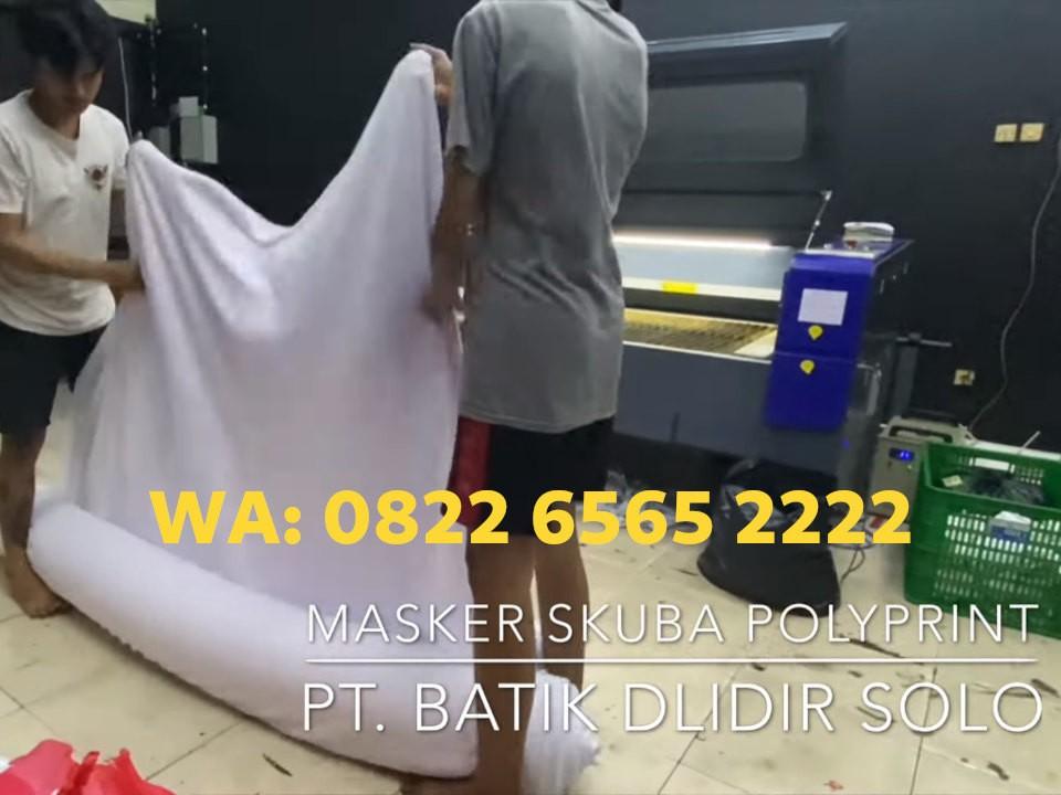 Konveksi Masker Scuba Makassar Terbaik Harga Murah WA: 0822-6565-2222