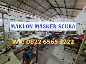 Jasa Makloon Masker Scuba Terpercaya WA: 0822-6565-2222