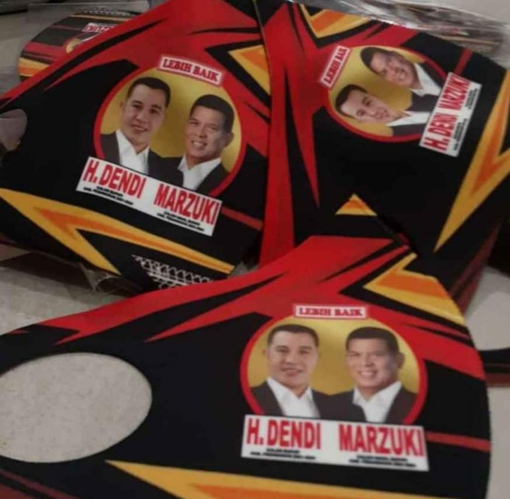 Konveksi Masker Pilkada Custom Sablon Foto Fullprint Harga Grosir
