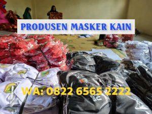 Harga Masker Custom Kampanye Murah WA: 082265652222
